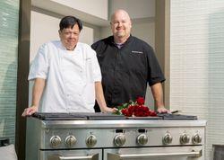 Chefs Joe and Bryan
