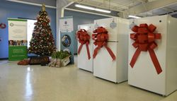 GEA and Dare to Care Holiday Appliance Donation