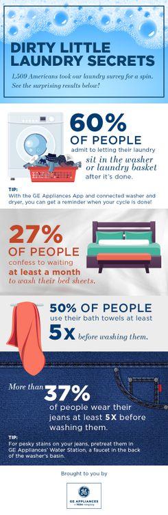 Dirty Little Laundry Secrets