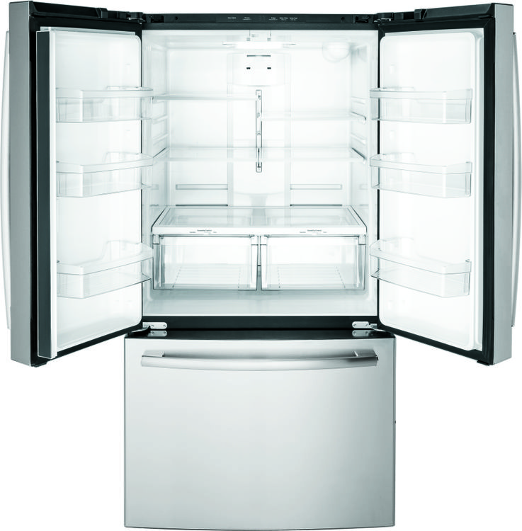GE® ENERGY STAR® French-Door Refrigerator