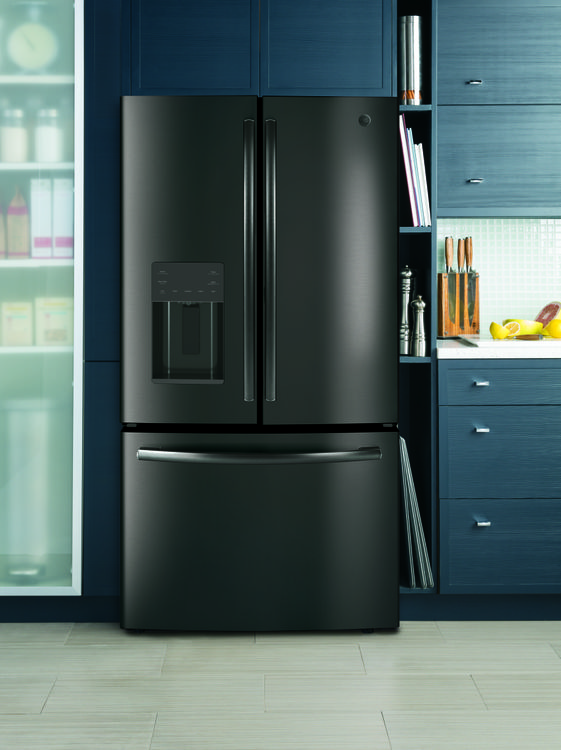 GE® ENERGY STAR® French door Refrigerator