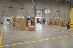 GE Appliances' Area Distribution Center in Dallas