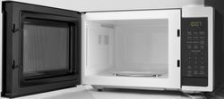 GE Smart Microwave with Scan-to-Cook Technology