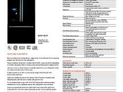 CYE22UP3MD1 - Refrigerator - $3499