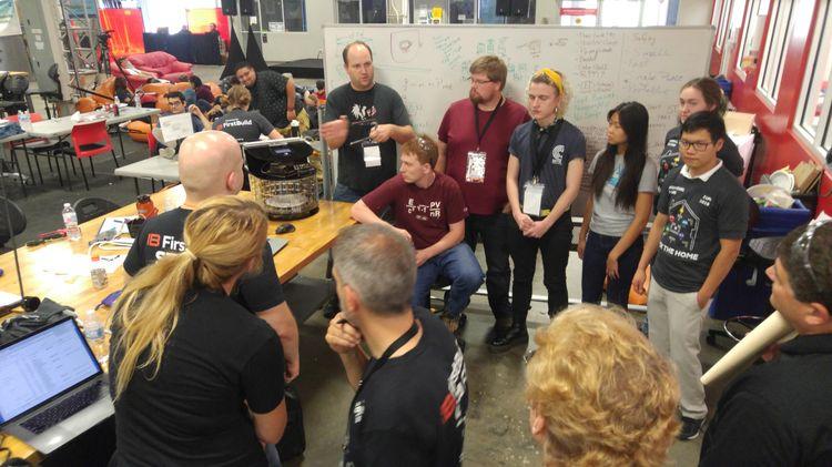FirstBuild Hackathon Judging