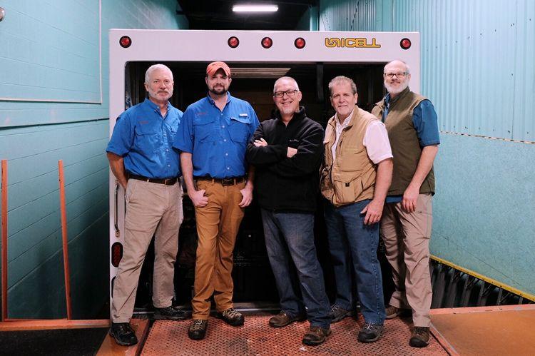 GEA and WaterStep aid hurricane survivors