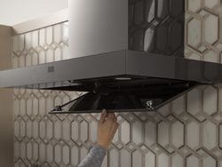 GE Appliances' New Vent Hoods Are High on Style, Low on Install Time