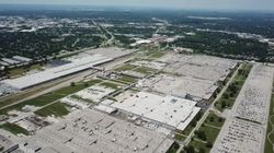 Appliance Park Aerial View