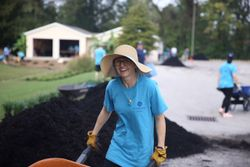 Newburg neighborhood volunteer projects