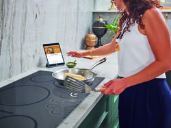 Café™ Appliances Introduces Guided Gourmet Cooking Technology