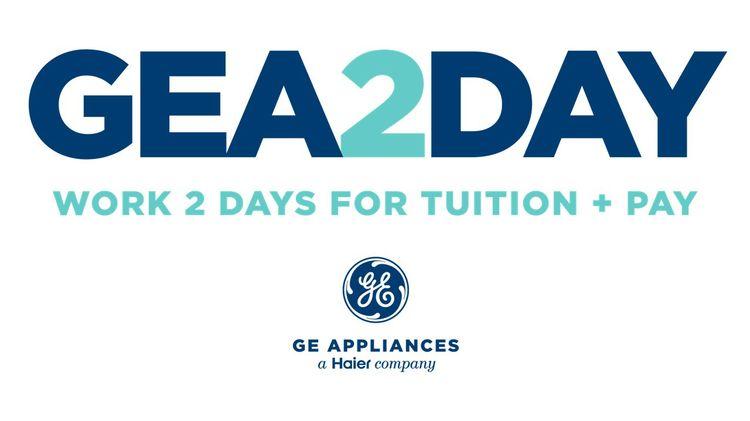 GEA2DAY Workforce Logo