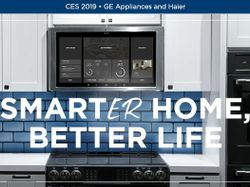 CES 2019 _GE Appliances_Haier