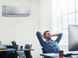 Ductless in Office