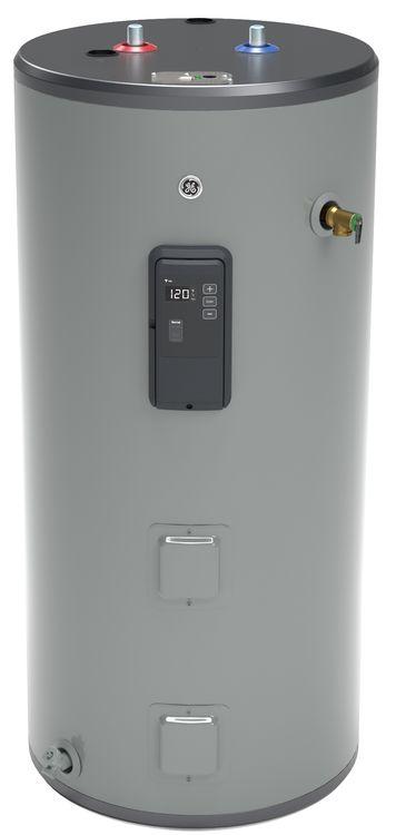 GE Appliances Electronic WiFi Water Heater