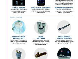 GE Appliances Electric Water Heater Brochure_January 2019