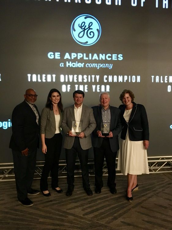 GE Appliances Power of Profession Group