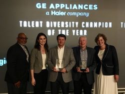 GE Appliances Wins Two Power of the Profession Awards from Gartner/SCM World for Workforce Development