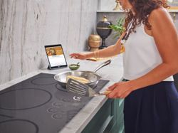 "CAFÉ™ Appliances' Gourmet Guided Cooking Technology Is Perfect Complement to In-Home ""Chef's Kitchen"""