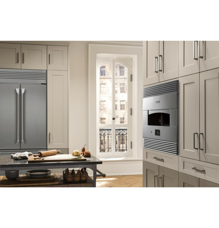 Hearth Oven: Monogram® Hearth Oven Adds Sophisticated Flavor To Luxury
