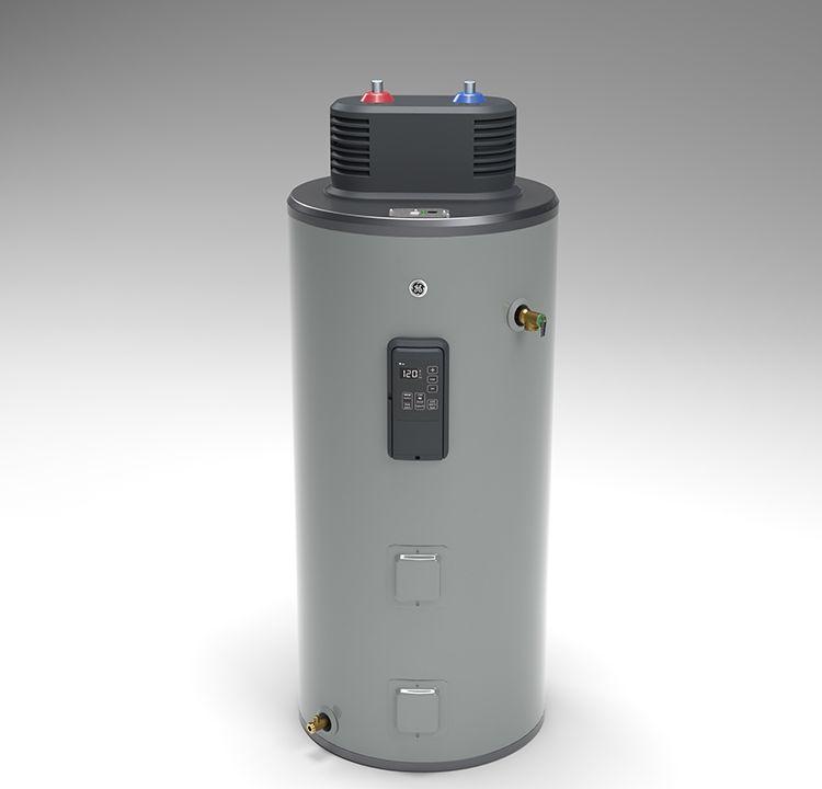 GE Appliances Flexible Capacity Water Heater