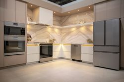 CAFE 2019 KBIS Glass Kitchen Suite