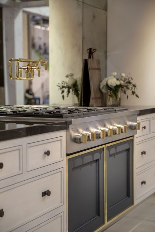 Monogram 2019 KBIS Kitchen Suite