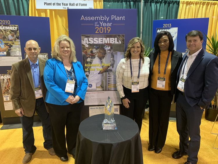 Jimmy Dobbs, Inspector/Analyst Renee Story, Executive Director, Plant Management Heather Hampton, Communications Coordinator Yvonne McNeese, Senior Manager Lean Bill Good, Vice President of Supply Chain