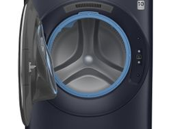 GE UltraFresh Front Load Washer New Sapphire Blue Color