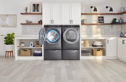 GE UltraFresh Front Load Washer with the UltraFresh Vent System with OdorBlock