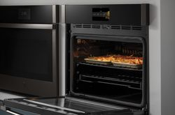 GE Profile Oven with Air Fry (Cooking Sweet Potatoes)