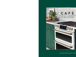 Cafe 2019 Customizable Professional Collection Look Book
