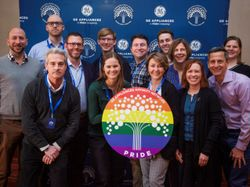 GEA Pride Affinity Group Leadership Team