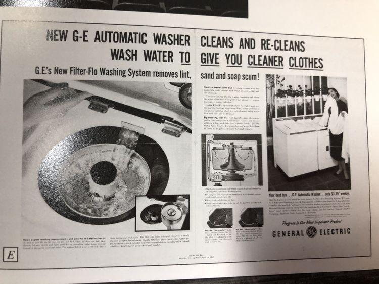 GE Appliances Water Filter Flow