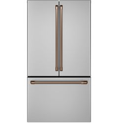 Stainless French Door_Brushed Copper