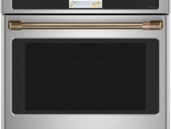 Stainless Single Wall Oven_Brushed Bronze