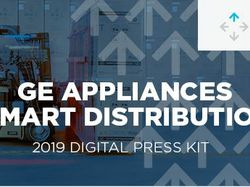 GE Appliances Expedites Investments to Lead a New Era of Smart Distribution