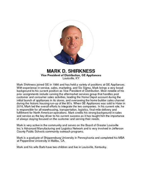 Mark Shirkness Bio
