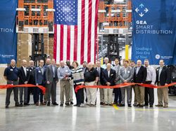 Commerce Ribbon Cutting