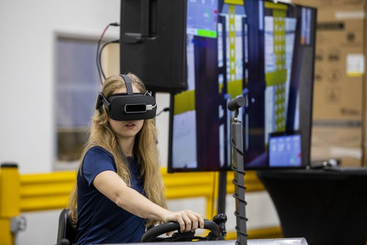 GEA Smart Distribution VR Training
