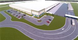 GEA_Southern Logistics Center_Rendering