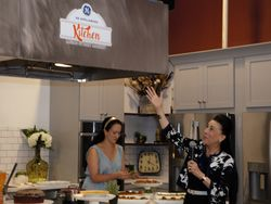 Council Woman Barbara Sexton Smith at GE Appliances Kitchen Opening