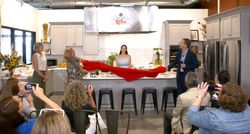 Unveiling of GE Appliances Kitchen