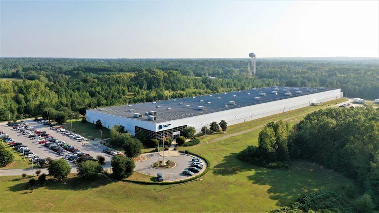 GE Appliances Plant in Camden SC