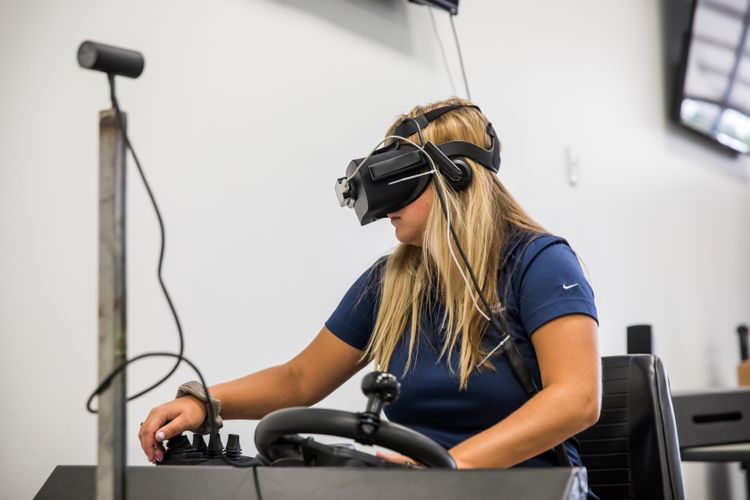 GEA Virtual Reality Training