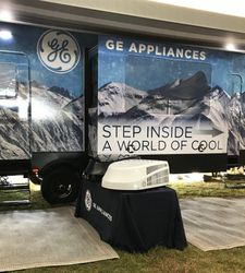 The Mobile GEA Showroom at the Elkhart Open House