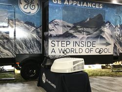 A New World of Cool: GE Appliances Launches Cool Series of RV Appliances at Elkhart Show