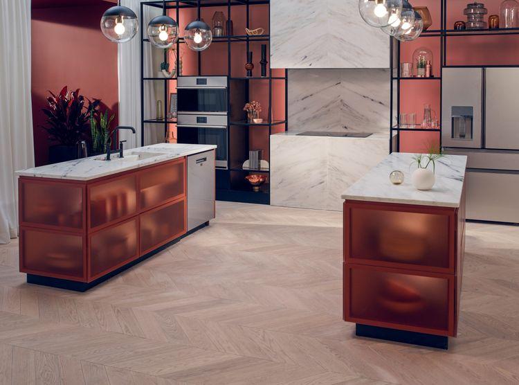 CAFÉ Modern Glass Collection