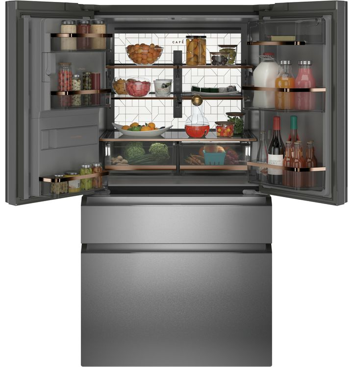 CAFÉ Modern Glass Four-Door Refrigerator Interior to be Manufactured at GE Appliance Park as Part of Multi-Million Investment, Creating 260 New Jobs