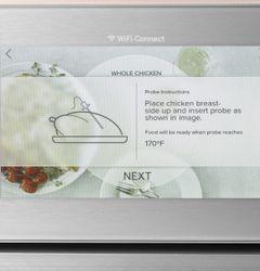 CAFÉ Modern Glass Precision Cooking