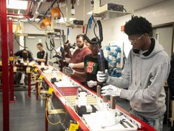 GE Appliances' New Classroom Experience Provides Hands-On Learning for Students